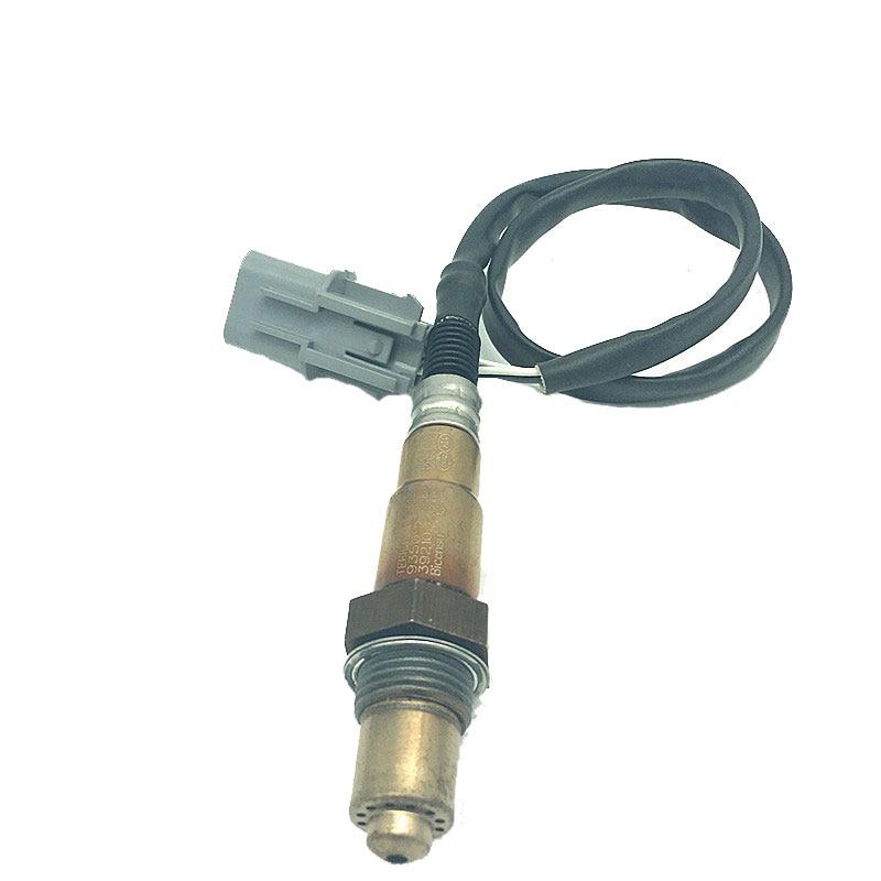 Kyslíkový senzor pro Hyunda KIA 1.4L 1.6L 2006-2010 Upstream 4Wire Univerzální automobilové O2 Kyslíkový senzor Auto příslušenství Lambda