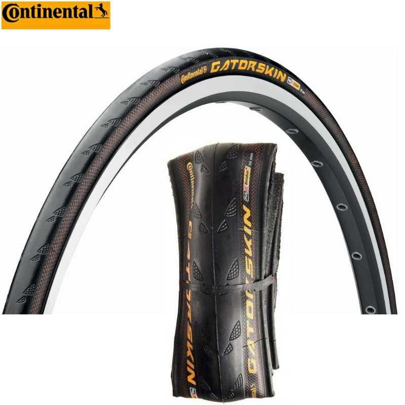 Continental Gatorskin Road Bike Tire 700 x 32c 330tip Poly X Breaker Wire Bead