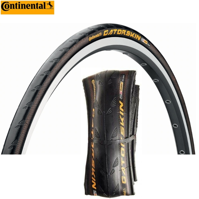 Continental Bicycle Tires >> Continental Gatorskin Folding Tire Polyx Breaker Duraskin Road Bike