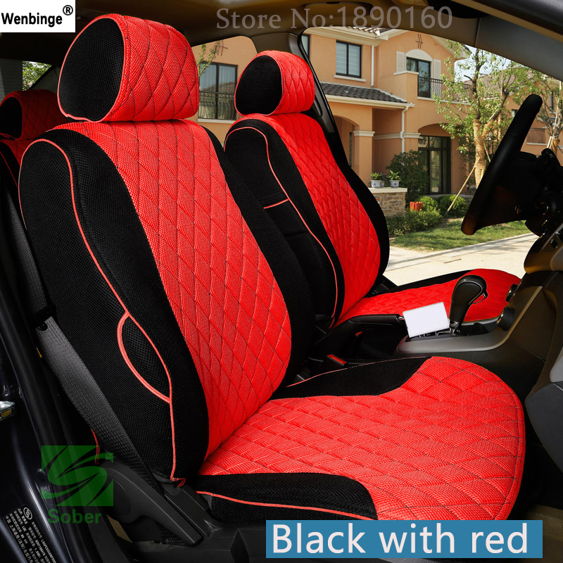 Phenomenal Us 133 33 41 Off Special Breathable Car Seat Cover For Jaguar Xf Xe Xj F Pace F Type Brand Firm Soft Auto Accessories Car Stickers 3 28 In Theyellowbook Wood Chair Design Ideas Theyellowbookinfo