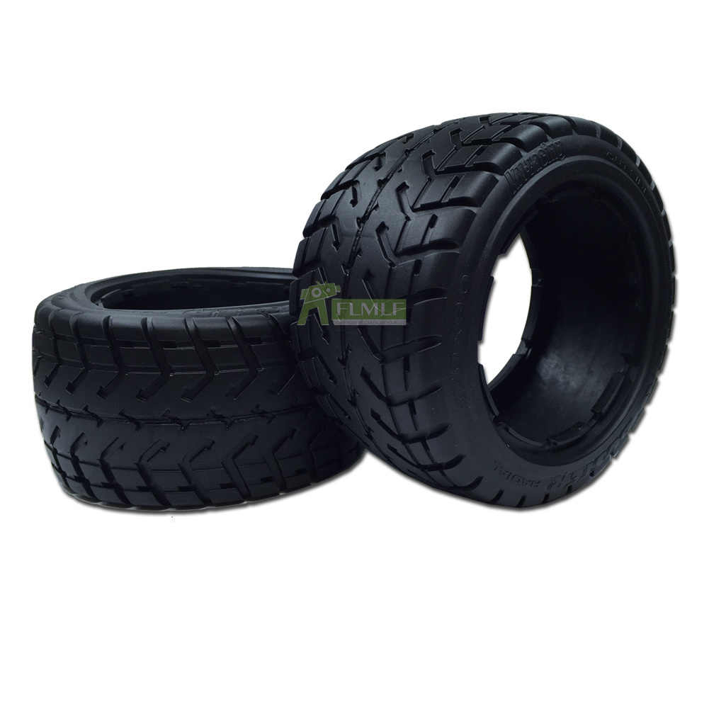 Front & Rear tires for 1/5 HPI BAJA KM Rovan 5B