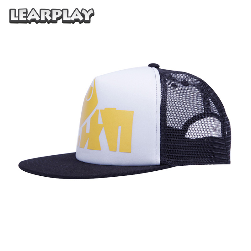 Splatoon 2 Splatfest King Flip Mesh Hat Yellow Adjustable Baseball Cap  Halloween Costume Accessories Props For Kids Adults-in Boys Costume  Accessories from ... 4f0fcf3a2c76