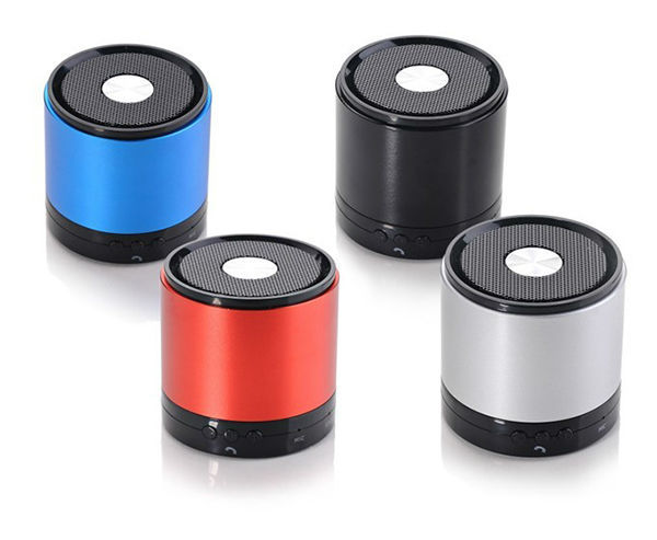 Portable speaker bluetooth stereo wireless phone fashion gift for iphone ipad Free Shipping