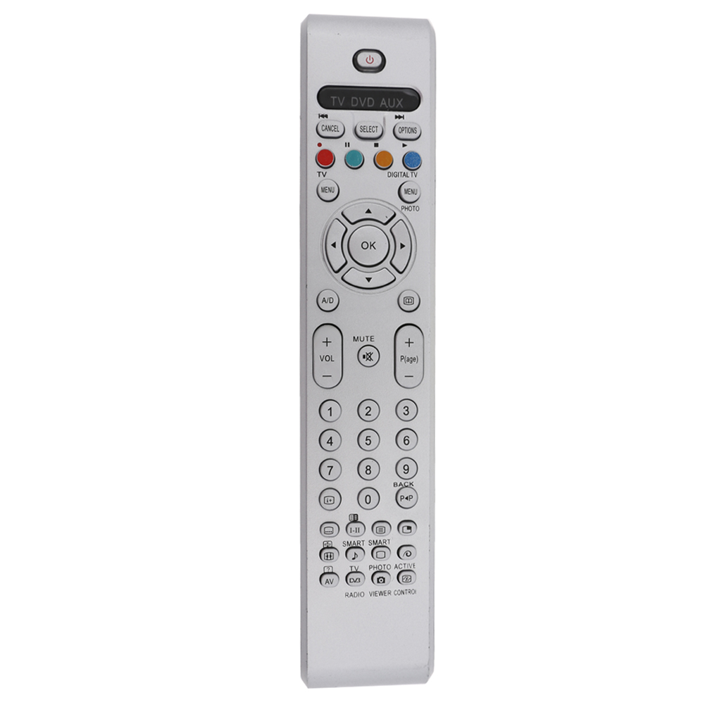 Universal Replacement TV Remote Control for Philips RC4347/01 313923810301 RC4343/01 Smart LCD LED Remote Control Controller 1 pc new replacement tv remote control for samsung ak59 00172a for dvd blu ray player bd f5700 without battery