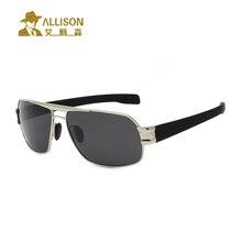 allison A1607 HD Brand Design Sunglasses Men Polarized UV400 goggle
