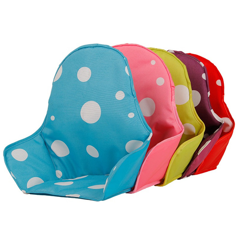 1 Child Cartoon Small Dining Table Seat Cushion Comfortable Soft Baby Plastic Small Dining Chair Cushion Cotton Pad