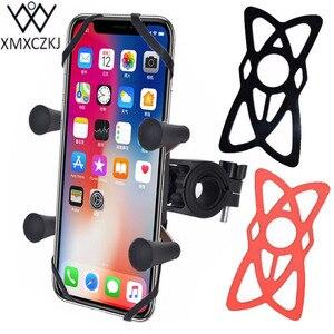 XMXCZKJ Bike Phone Holder Moto
