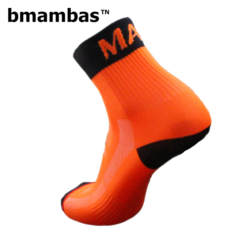 2018 New High Quality Professional Brand Sport Socks Breathable Road Bicycle Socks Outdoor Sports Racing Cycling Socks