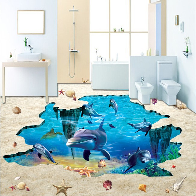 Dubai Designer Works Custom Made New Design Ceramic Tiles 3d Floor