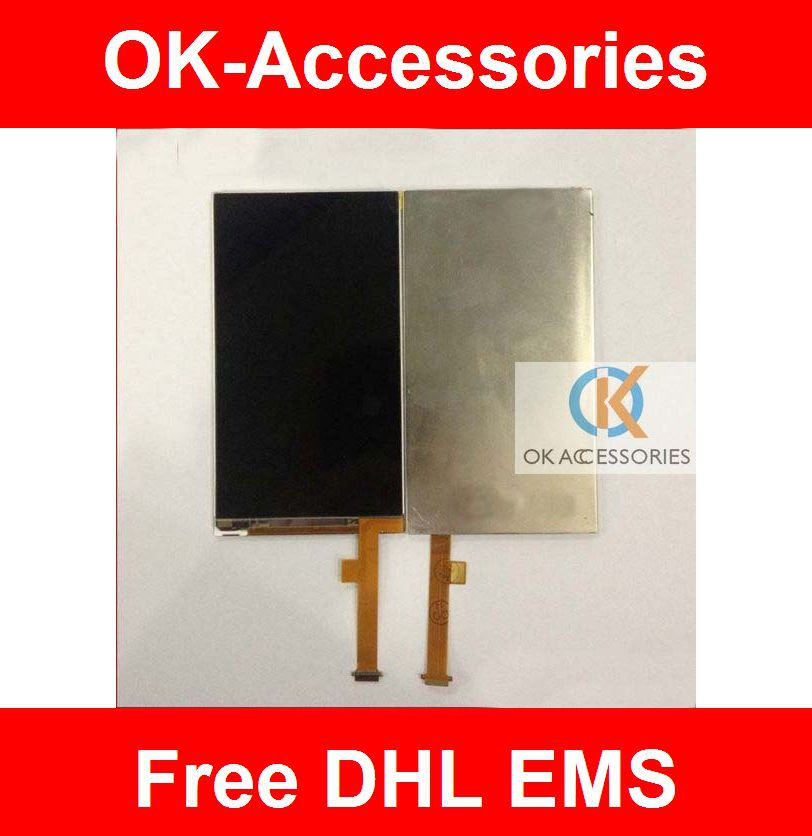 2 lots US $ 18 / piece LCD screen display for HTC Sensation XE Z715e G18,10pcs/lot,free shiping by DHL EMS