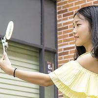 2019 Girl Lady Phone Selfie Soft LED Light Live Clip Beauty Face Wide Angle Lamp