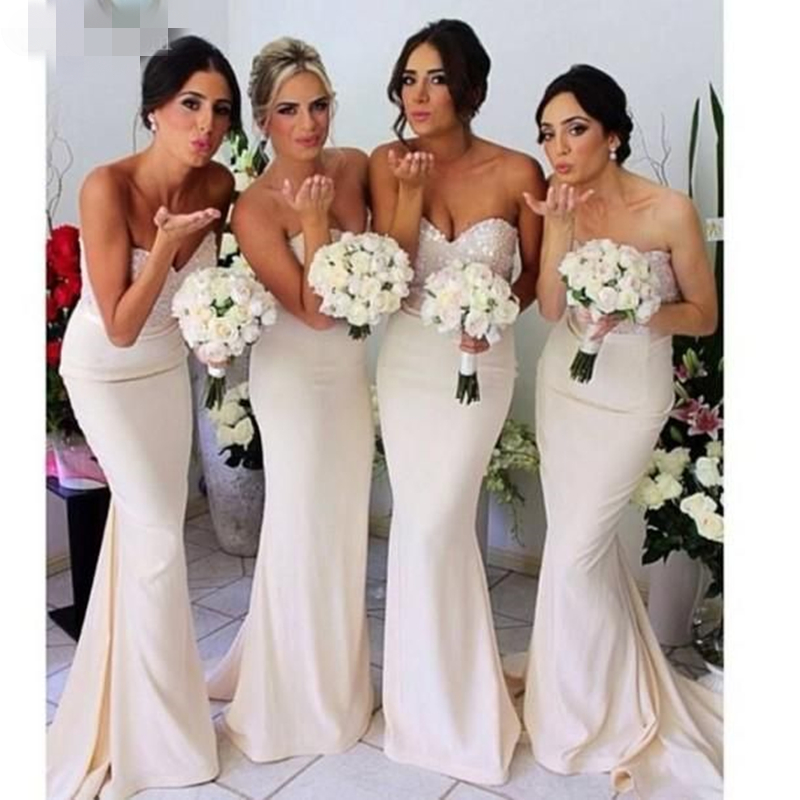 Online Get Cheap Ivory Bridesmaids Dresses -Aliexpress.com ...