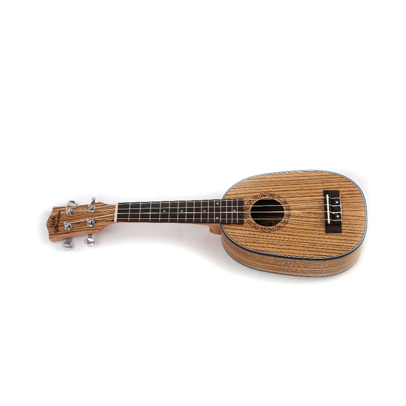Musical Instruments 21 inch Ukulele Zebrano Closed Knob Wooden Guitar Pineapple Barrel Classic 4 String Guitar Uk Dream US 224P in Ukulele from Sports Entertainment
