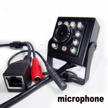 960P MINI IR CAMERA IR CUT Night Vision cam P2P Plug and Play Camera Ip Network P2P Camera for 10Pcs Invisible 940nm Leds Ir Cut