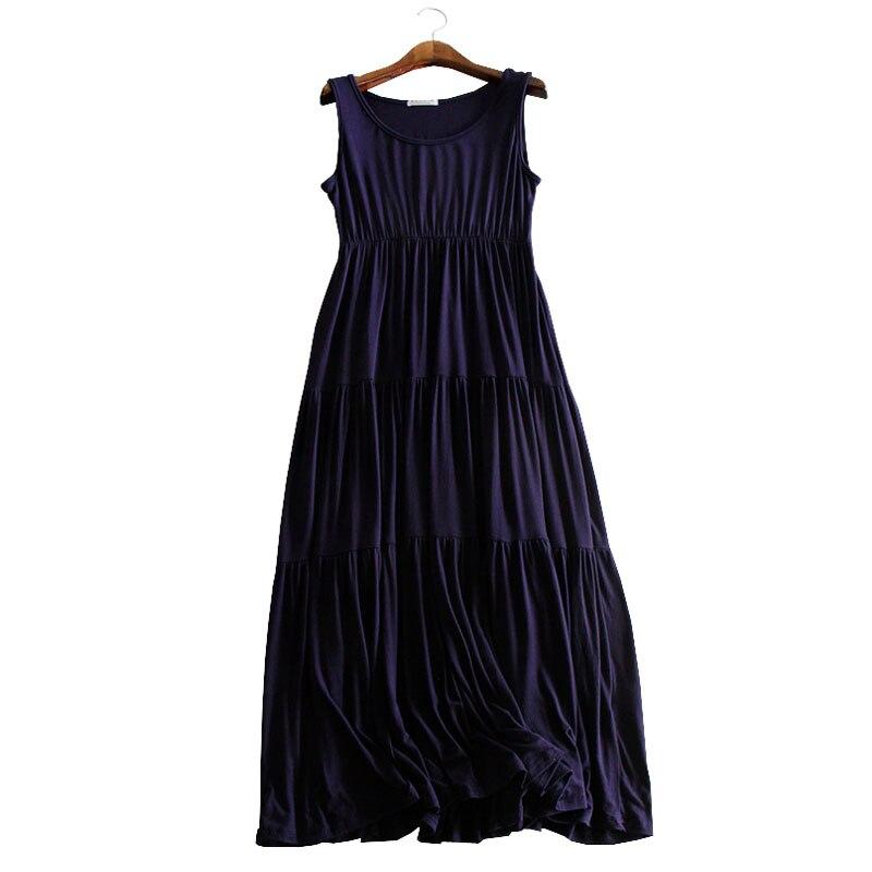 7fb5561ce Modal maternidad vestido de embarazo Vestidos sin mangas para las mujeres  embarazadas verano maternidad gestantes ropa Vestidos
