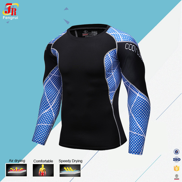 489f818f New Products Cody Lundin Design Your Own Rash Guard Custom Sublimated  Cycling Bamboo Rash Guard for Male