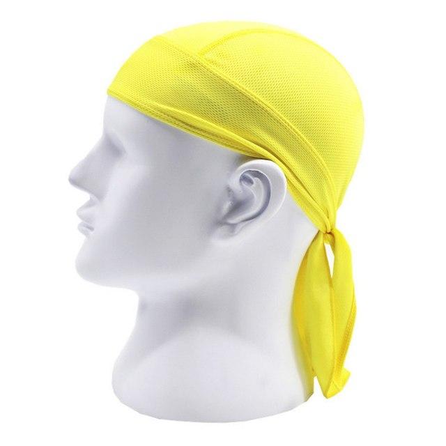 HEROBIKER Motorcycle Face Mask Men Quick Dry Summer Motorcycle Skull Caps Helmet Balaclava Headwrap Bandana Face Shield Headband 2
