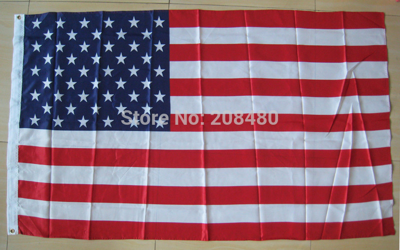 Feet United State American Usa National Flag Banner Polyester Flags Banderas Big Flags Banners Wholesale Reon Aliexpress Com Alibaba Group