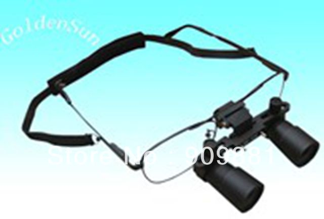 3X 420mm Medical Surgical Loupes Microsurgery Binocular Dental Loupe ENT Repair Kepler Magnifier HD Glasses Type Magnifiers  цены