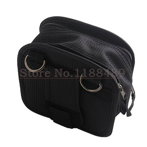 Camera Filters <font><b>bag</b></font> 7 pockets Filter Wallet Case <font><b>Bag</b></font> box with Neck strap for Cokin P Series ND CPL <font><b>MC</b></font> UV Star Filter image