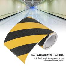 20cm x 5m Waterproof Bath Grip Shower Strips Tape Self-adhesion PVC Anti Slip Flooring Safety Mat Duct  Hot Sale