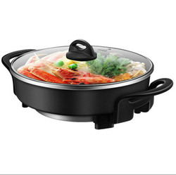 Midea Multifunction Cooker Electrical Cookers  Heat Pots Electric Pot Smokeless Electric Skillets LHN34B