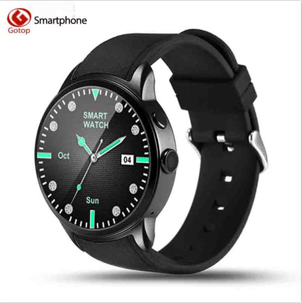 Diggro DI01 Smart Watch 1GB+16GB Android 5.1 MTK6580 Heart Rate Monitor Support Wifi 3G GPS SIM Card Camera Business Smartwatch цена