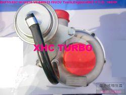 Nowy RHF55 8971038570 Turbo turbosprężarka do ciężarówkę ISUZU  5.2L 1997-4HE1-T 5.2L 190HP