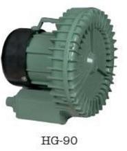 HG-90 1 Phase AC 220V/50HZ Vortex Air blower Vacuum Pump 12M3/H Electrical Air Pump 45m3 h air blower vacuum electric cast aluminum vortex air blower hg 300