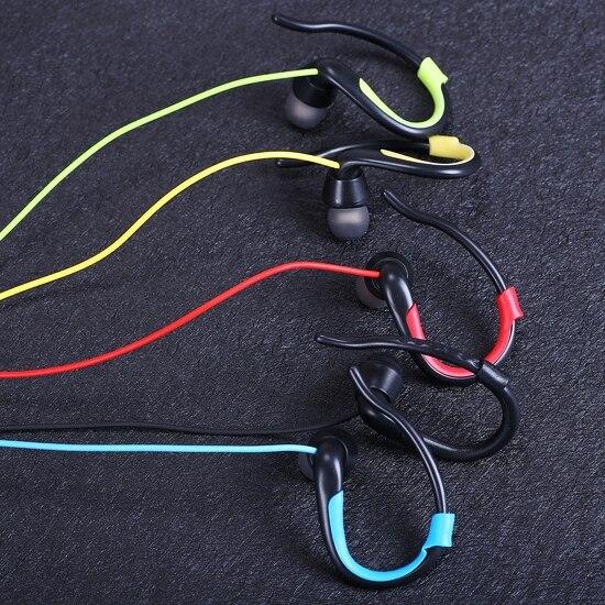 Bluetooth 4.1 fon kepala fon telinga untuk iphone samsung tanpa wayar - Audio dan video mudah alih - Foto 6