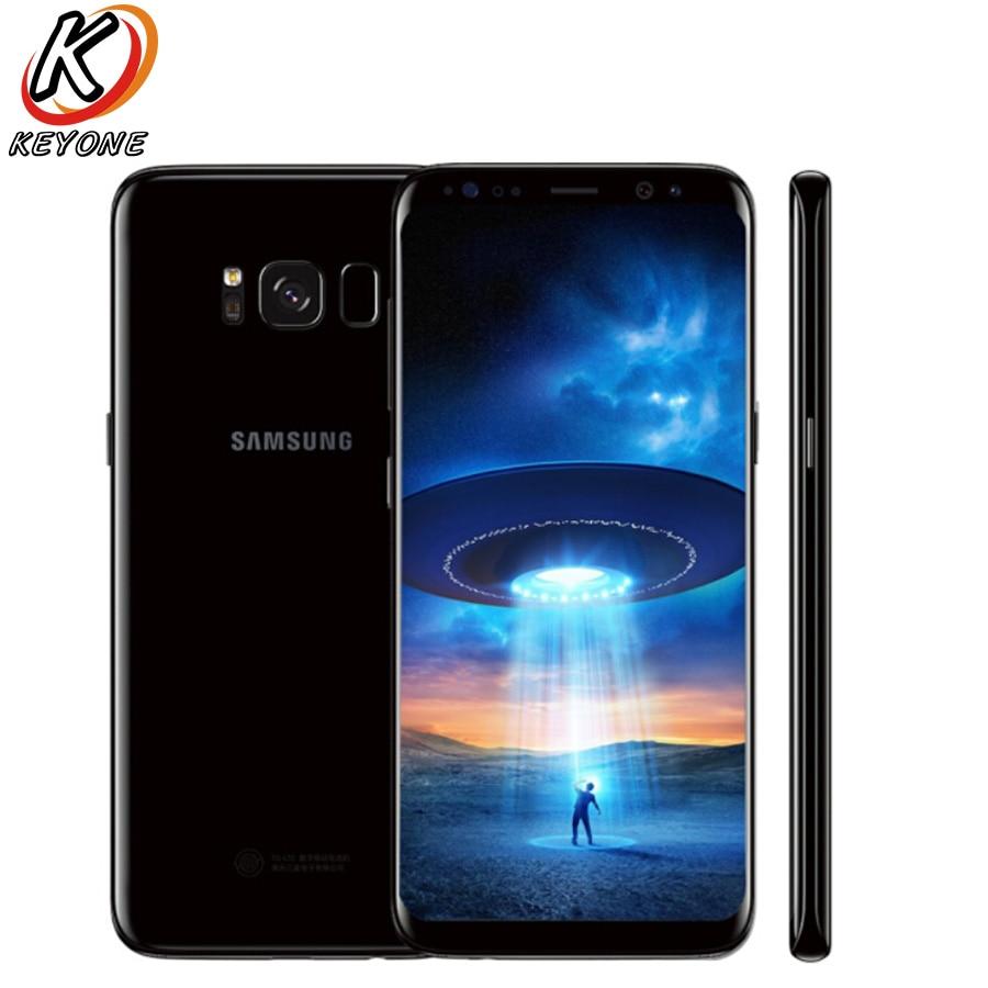 US Version Samsung Galaxy S8 G950U 4G LTE Mobile Phone 5.8″ 4GB RAM 64GB ROM Octa Core 3000mAh IP68 waterproof dustproof Phone