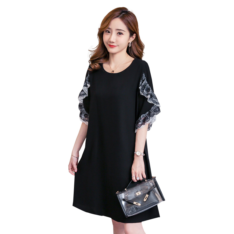 Summer Lace Maternity Clothes Pregnancy Dress Floral Novelty Loose Pregnancy Clothing Of Pregnant Women Chiffon Photo Shoot