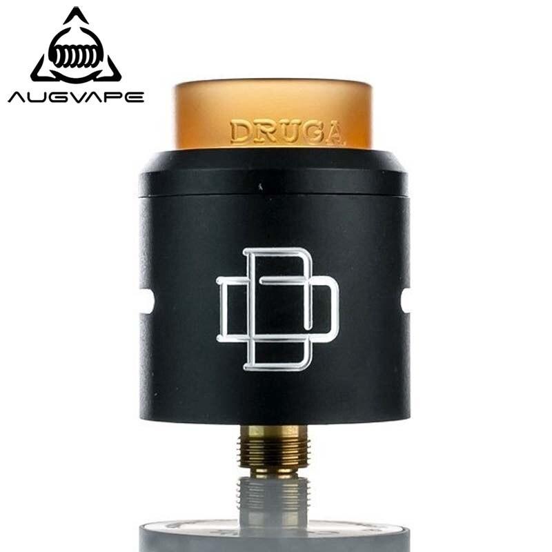 Augvape Druga RDA atomizador 24 mm Clamp Snag System 810 punta de - Cigarrillos electrónicos