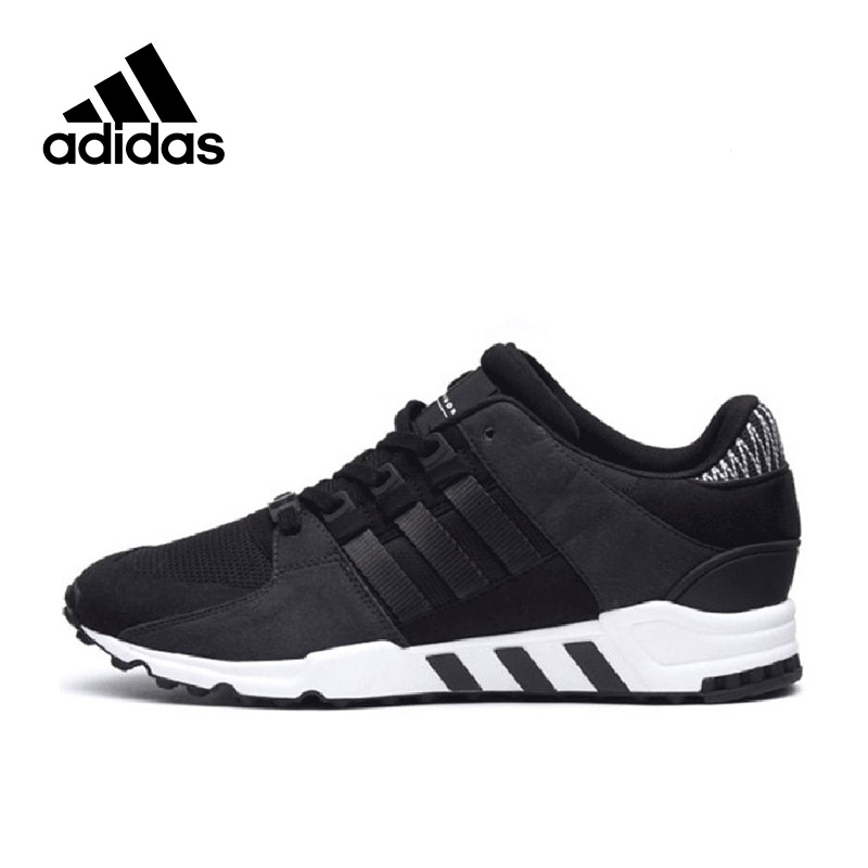 New Arrival Official Adidas Originals EQT SUPPORT RF Mens Breathable Running Shoes Sports Sneakers Comfortable Fast