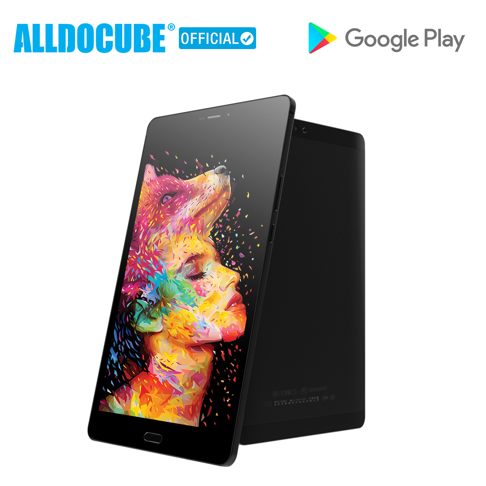 *ALLDOCUBE X1 4G Phone Call Tablet PC 8.4 Inch 2560*1600 IPS MTK X20 Deca core Android 7.1 4GB RAM 64GB ROM 13MP GPS Fingerprint(China)