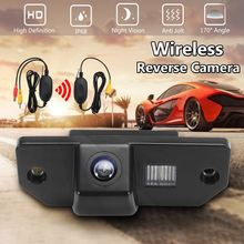 Wireless Car CCD Reverse Rear View Backup Camera For Ford/Focus/Sedan/C-Max