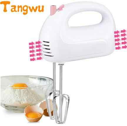 Frete grátis elétrica batedor de ovo Super potência e velocidade de deslocamento de Liquidificadores NOVO