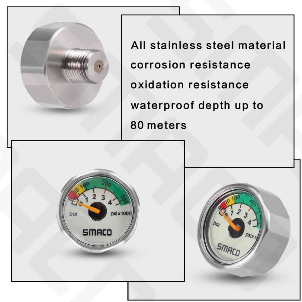 Smaco equipo de buceo Mini buceo cilindro de buceo tanque de oxígeno - 5