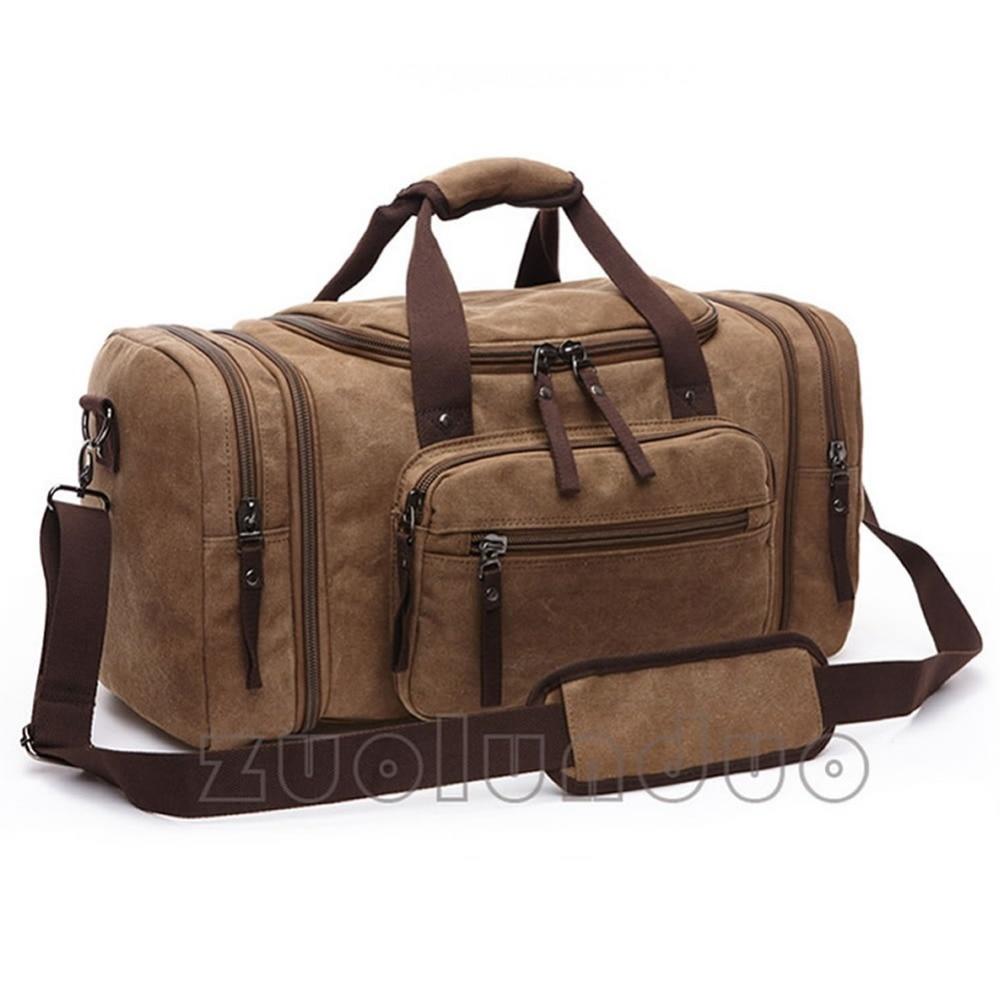 de viagem durante a noite Description 2 : Men Multifunctional Travel Bags