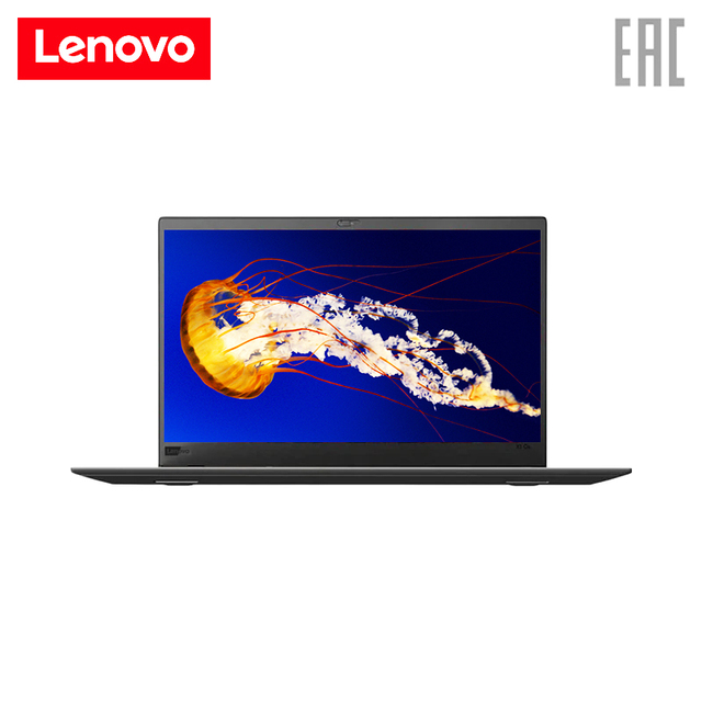"Ноутбук Lenovo ThinkPad X1 Carbon 6 14""/i5-8250U/8Гб/256Гб/noODD/Win10/Черный (20KH006DRT)"