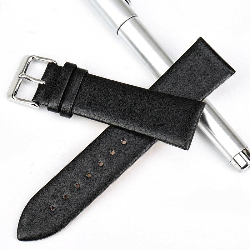 MAIKES Pulsera de reloj de cuero genuino Accesorios de reloj Correa - Accesorios para relojes - foto 4