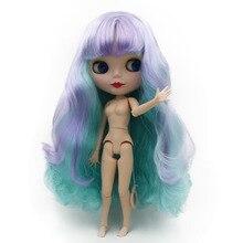 Фабрика Блит куклы BJD, нео-кукла Обнаженная индивидуальные матовая лицо куклы можно изменить макияж и платье, 1/6 бальное шарнирные куклы