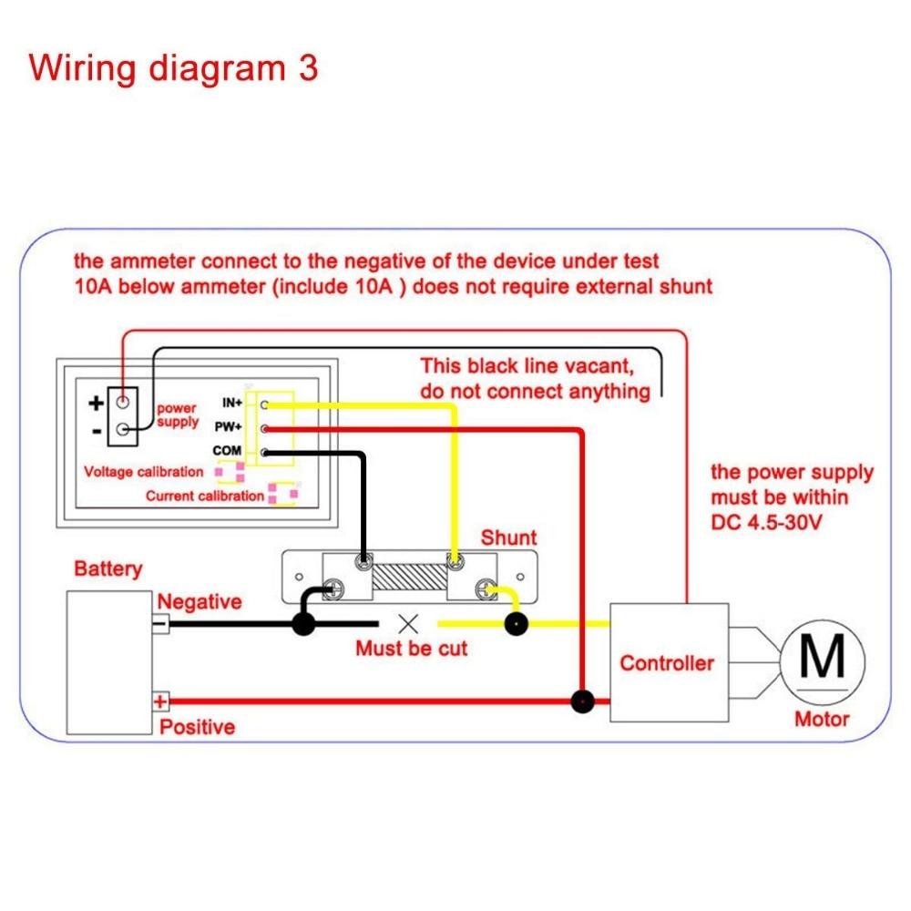 Ungewöhnlich Dc Amperemeter Schaltplan Fotos - Elektrische ...