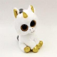Panda Plush Toy 16 cm  Big Eyed Stuffed Animals Bamboo Panda Kids Plush Toy For Children Gifts 15CM plush  toys L33