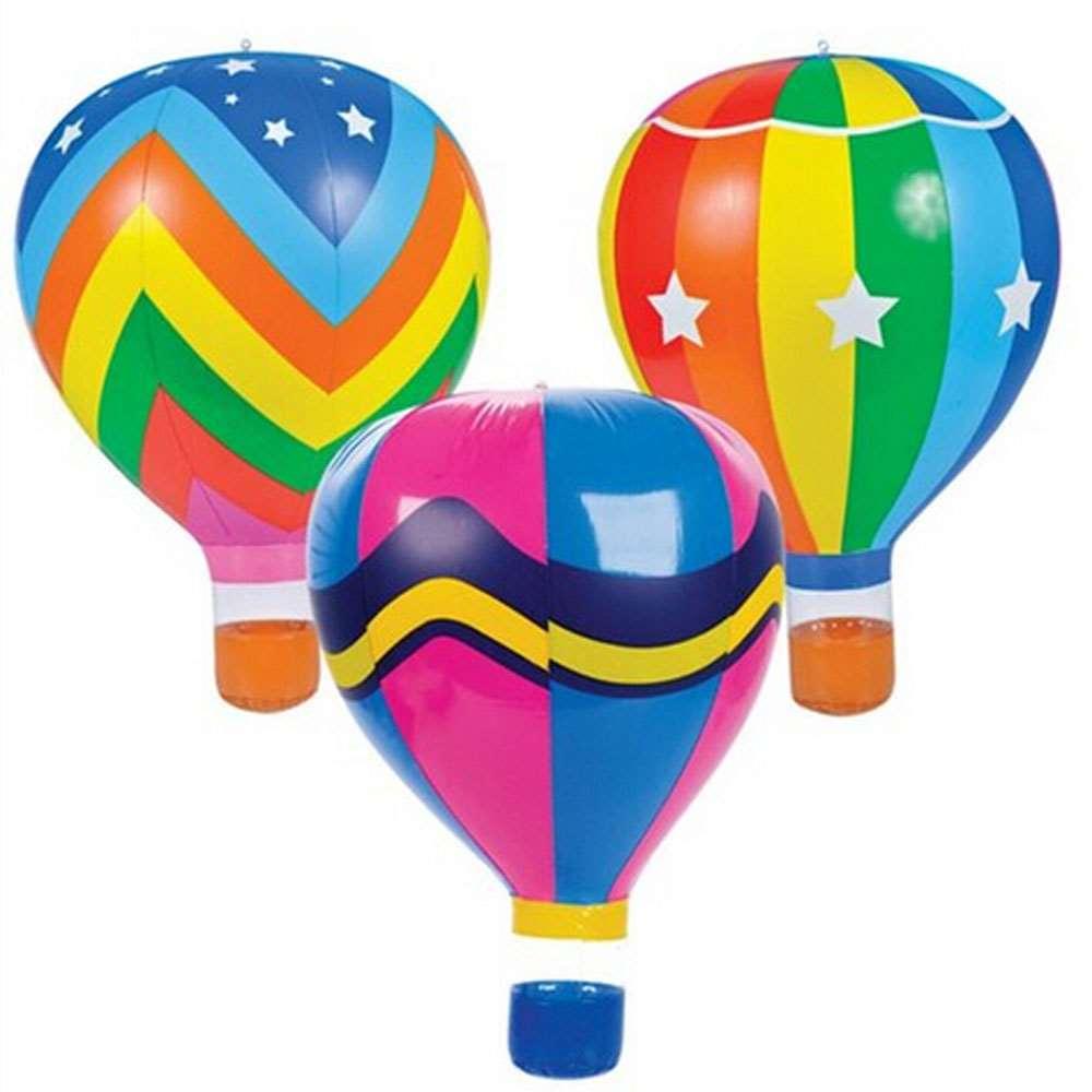Hot Simulated Air Balloon Inflatable Blow Ups Kids Hot ...