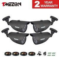 Tmezon HD 800TVL 1200TVL Camera Bullet CCTV Security Surveillance Camera Outdoor Auto IR Cut Night Vision