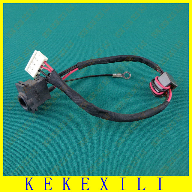 5XFree Shipping New Laptop DC Power Jack with cable for SAMSUNG ...