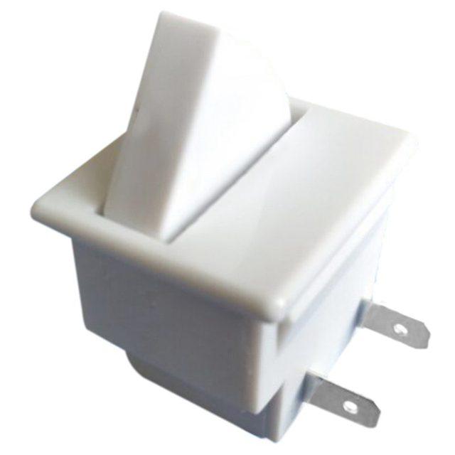 Refrigerator Door Lamp Light Switch Replacement Fridge Parts Kitchen 5A 2 W2
