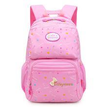 Teenager Orthopedic Backpack for Girls Waterproof Bookbag Kids Capacity Travel Backpack Primary Escolar Satchel Mochila Infantil недорого
