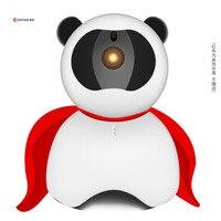DiFang 2017 Panda Baby Monitor 720P HD Wide Angle View WIFI Wireless Camera Video Color Night